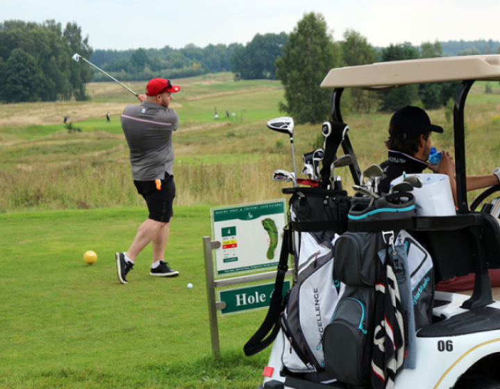 Intratel Golf Cup w Naterkach
